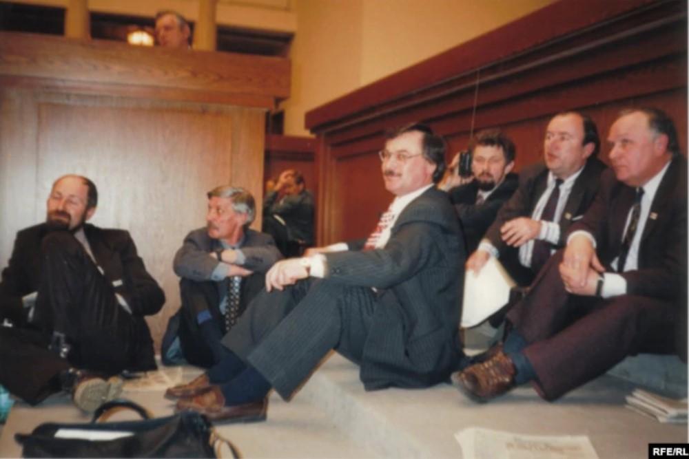 Политик Леонид Дейко умер от коронавируса